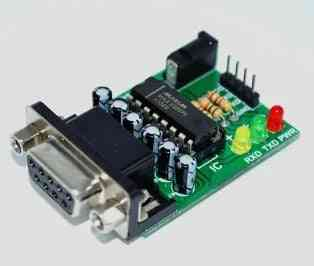Rs232-ttl Stc Microcontroller Programmer Max232 Com-ttl Line