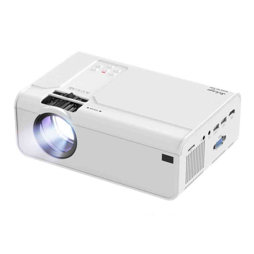 Led Beamer Android Projector For Home Theatre System