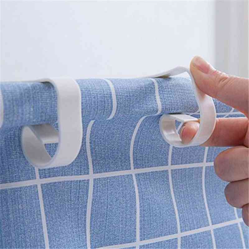 Plastic Tablecloth Tables Useful Clips Holder, Cloth Clamps