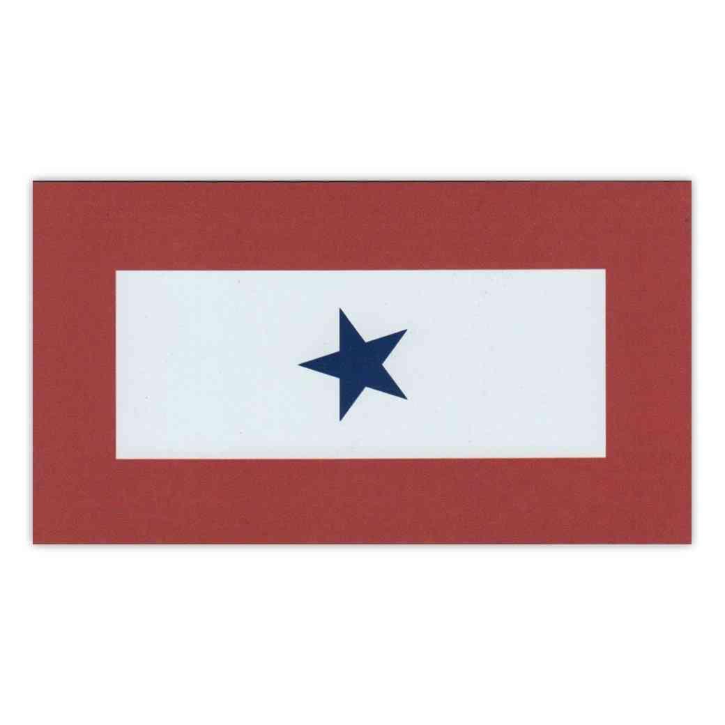 Magnet - Blue Star Service Flag