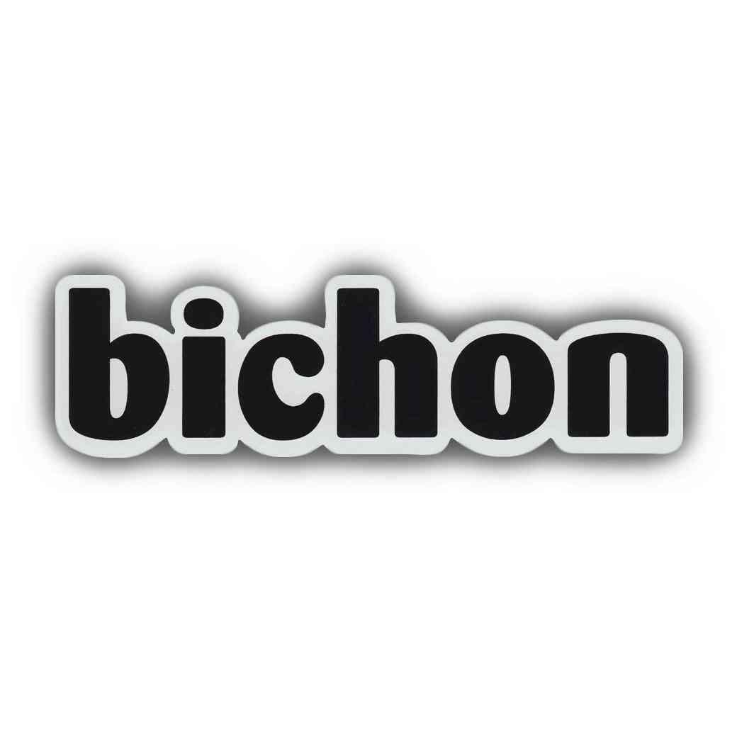 Word Magnet - Bichon