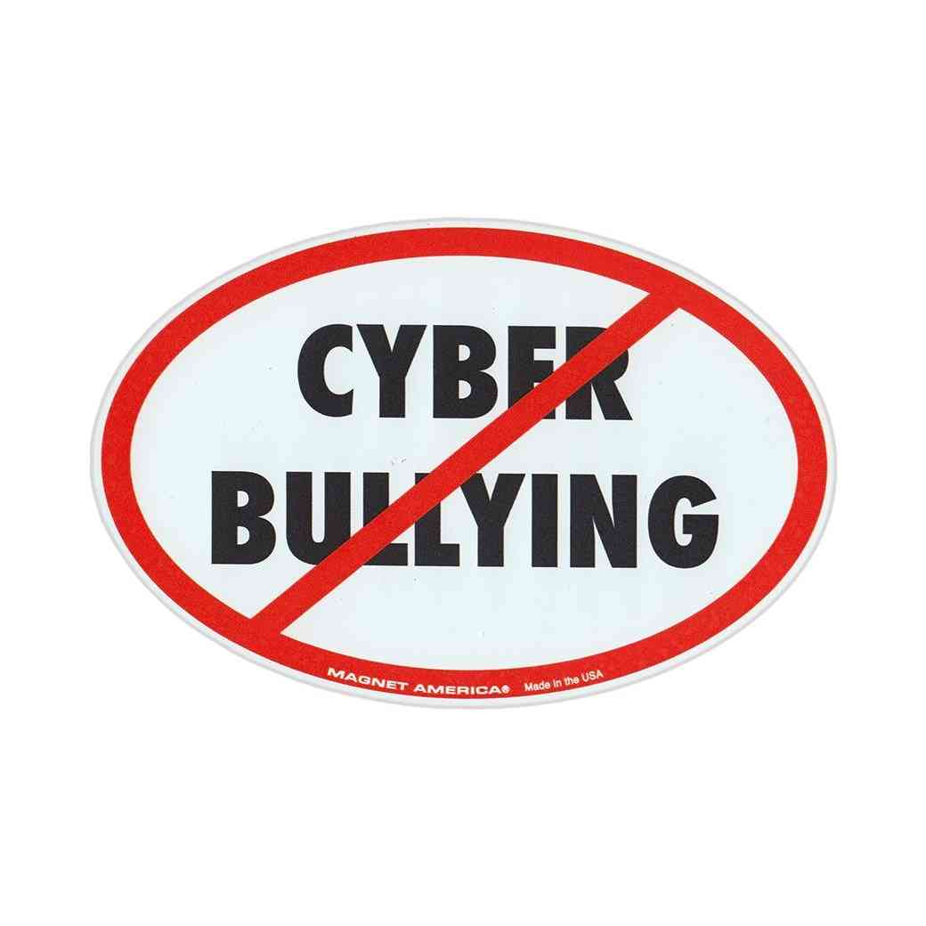 Magnet, Stop Cyber Bullying, 6