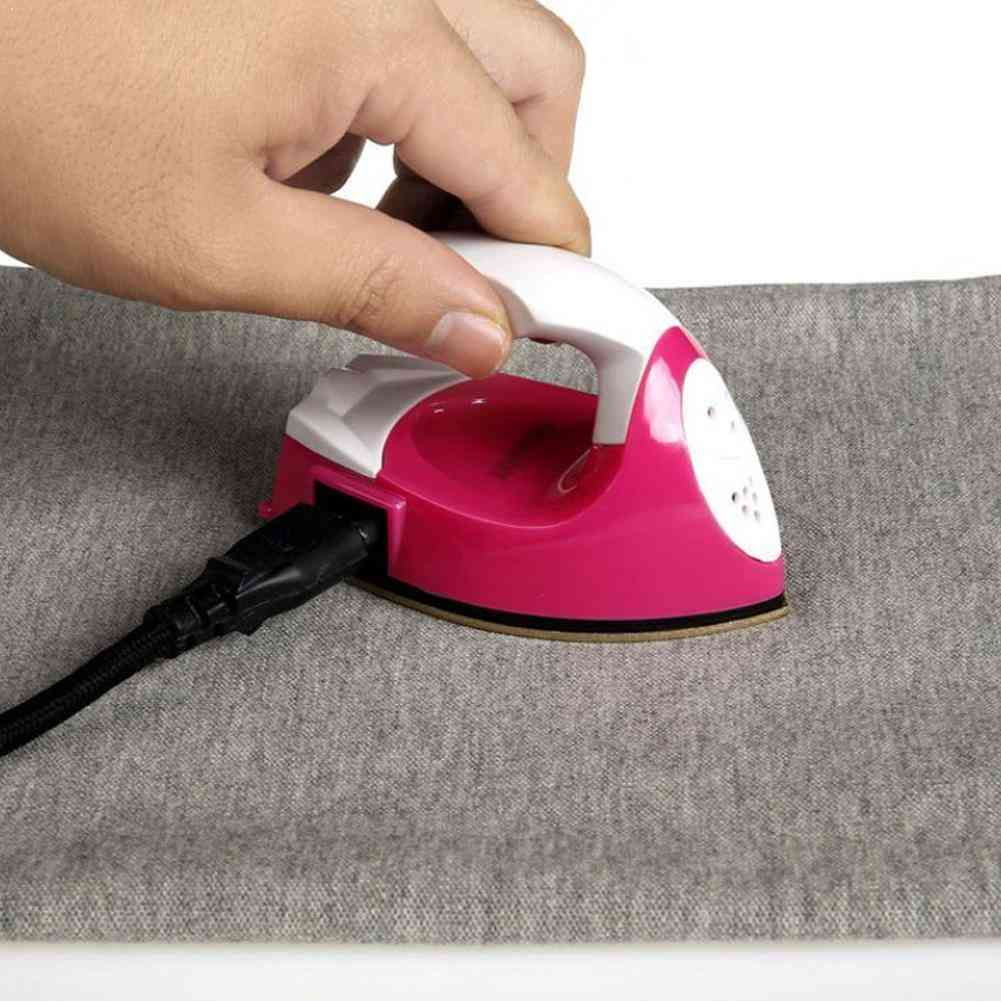 Travel Electric Handheld Mini Iron Applicator For Patches