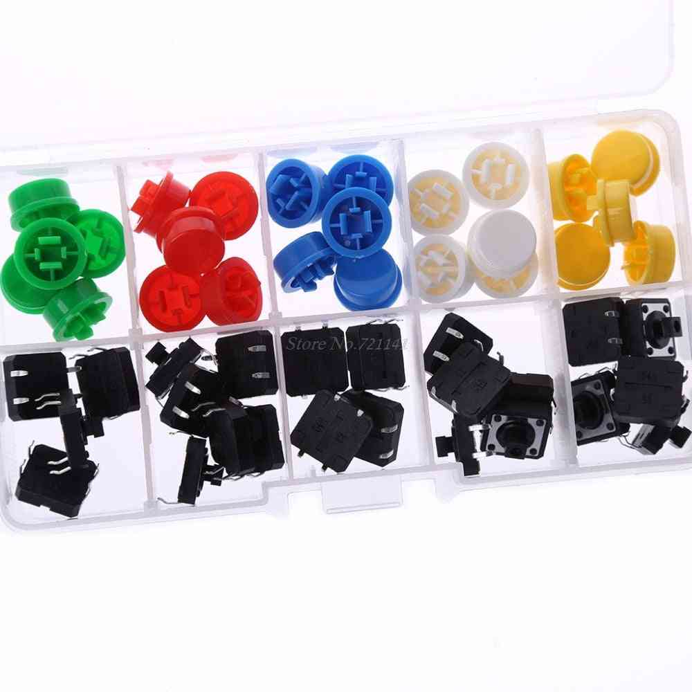 Momentary Tactile Push Button Touch Micro Switch