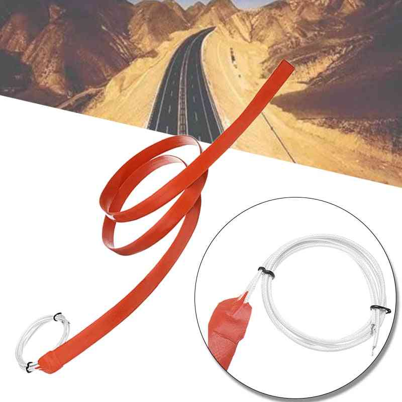 Flexible Windshield Wipers Silicone Heater Element
