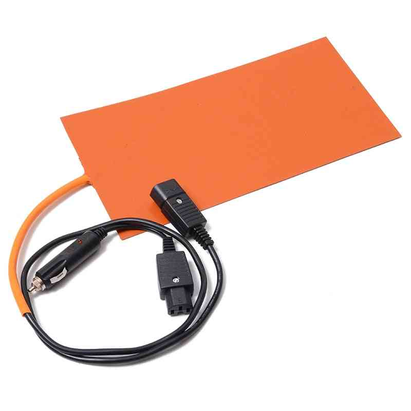 Silicone 3d Printer Flexible Heating Pads