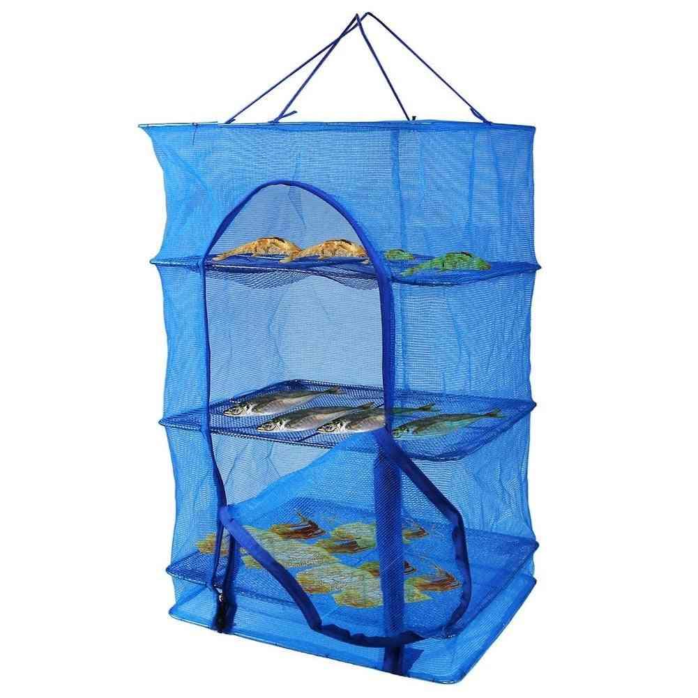 Fish Mesh Hanging Drying Net Food Dehydrator