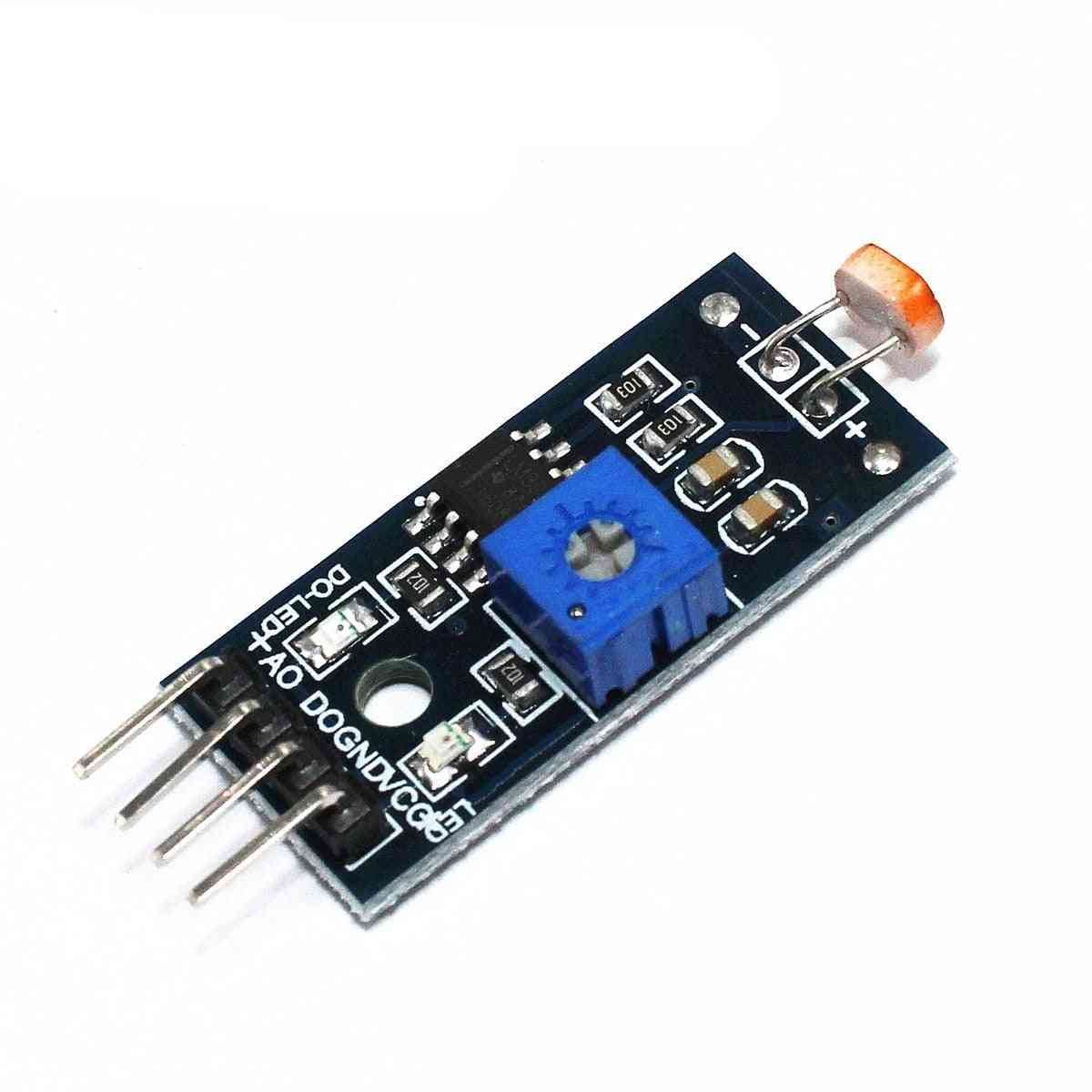 Photosensitive Brightness Resistance Sensor Module