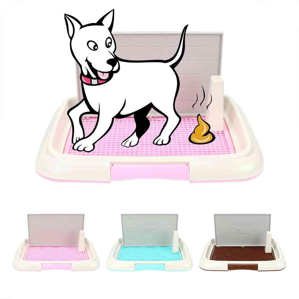 Dog Cat Toilet Lattice Tray