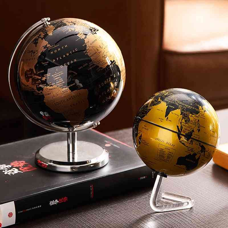 Globe Geography Kids Education