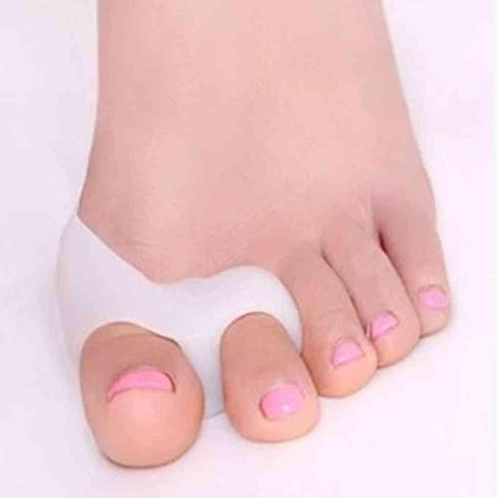 Big Toe Separators Straightener Spreader Foot Care Tool Massage.