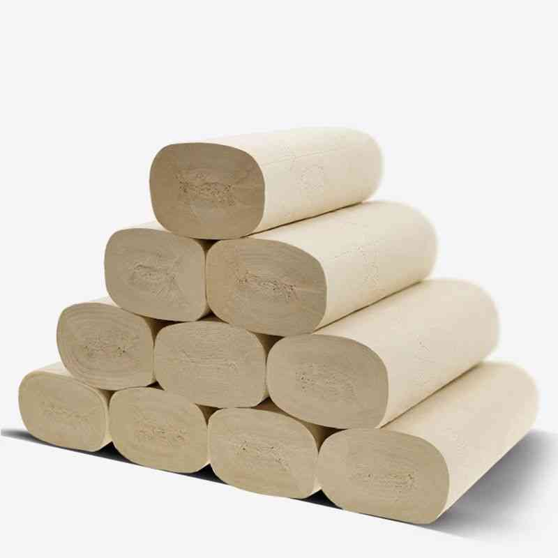 Bamboo Natural Color Toilet Paper Towels