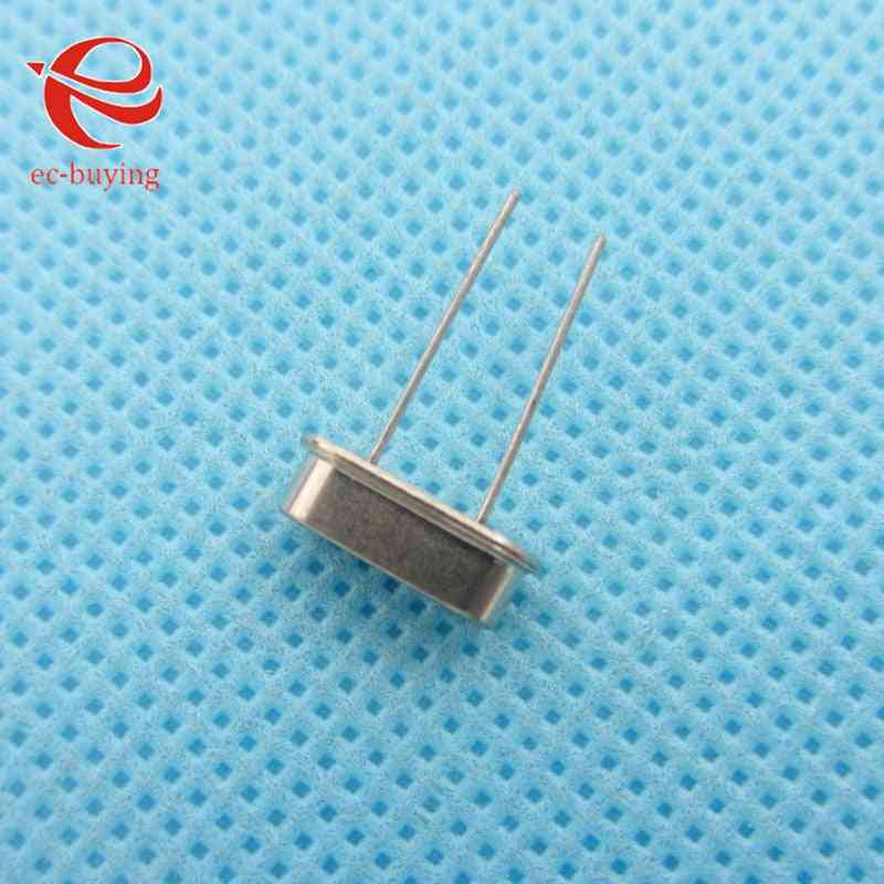 50pcs/lot Crystal Oscillator 8mhz 8 Mhz 8m Hz 8.000m Mini Passive Resonator Quartz Hc-49s