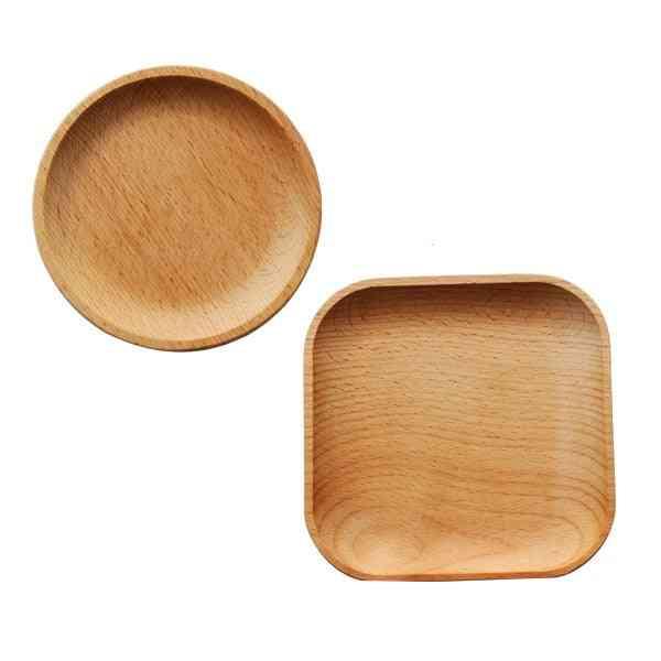 Candy Platter Wooden Bowls