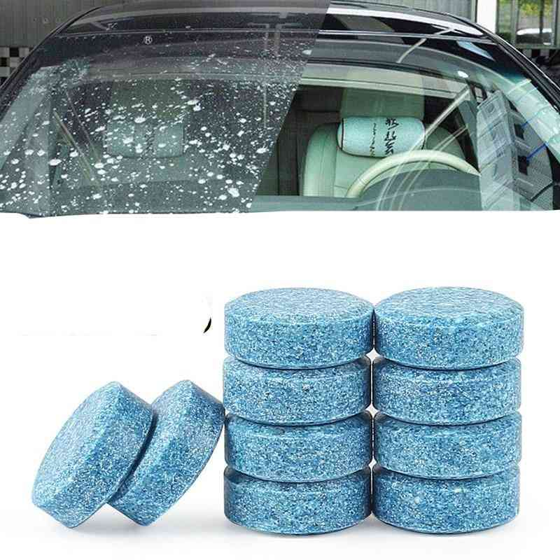 Car Windshield Wiper Glass Car Washer Auto Solid Window Cleaner
