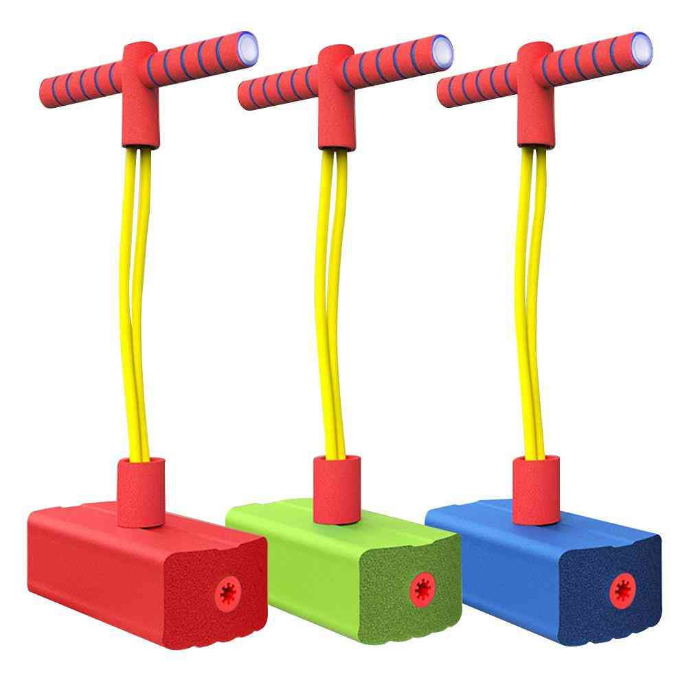 Pole Jumper Kids' Toy, Safety Bungee Silicone Seat Belt