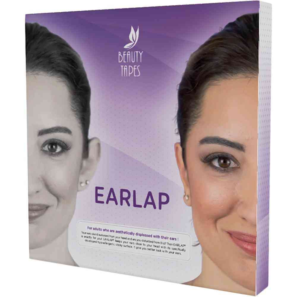 Ear Corrector Tape Earlap Cosmetic Safe Comfortable Hypoallergenic Healthy Adhesive