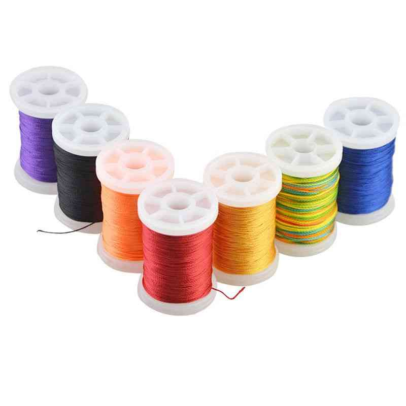 Roll Archery Bowstring Serving Thread Line Cord, Bow String Protector For Shooting Practice Accessories