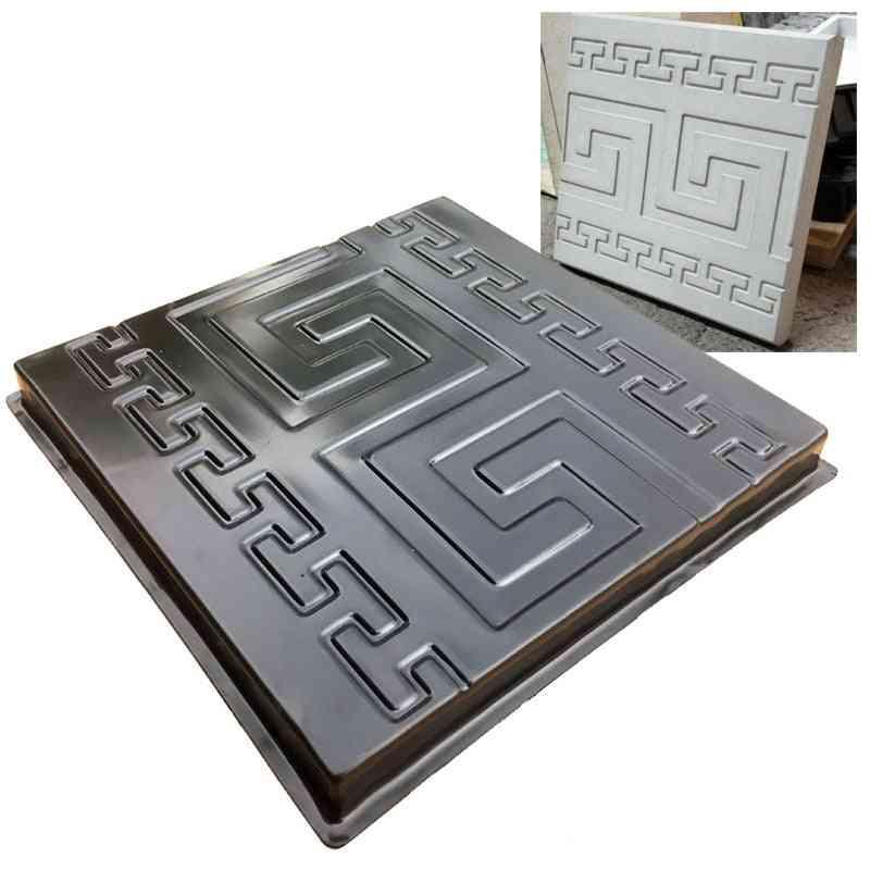 Plastic Molds For Concrete