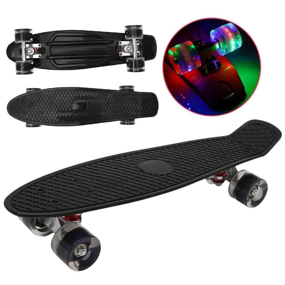 Skate Board, Four-wheel Adults Skateboards