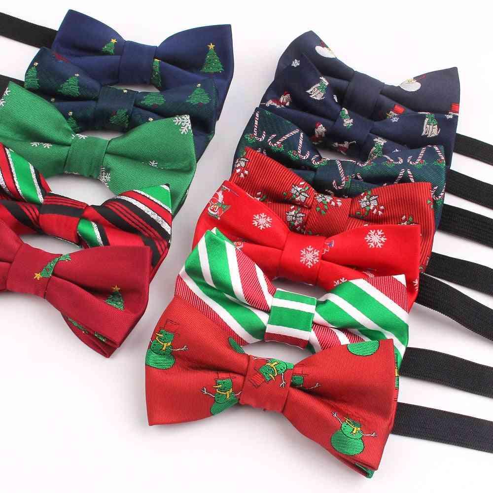 Christmas Tree Bow Tie Bowtie