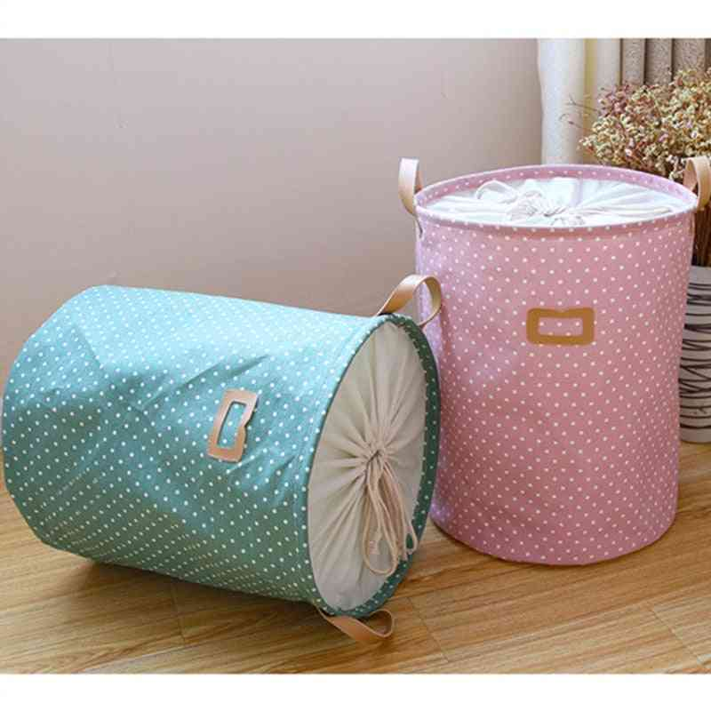 Large Capacity Collapsible Laundry Basket