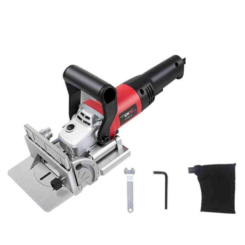 Professional Woodworking Biscuit Plate Joiner, Dust Bag