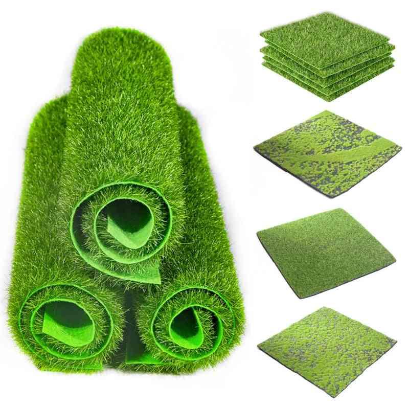 Grass Mat Green Artificial Lawns