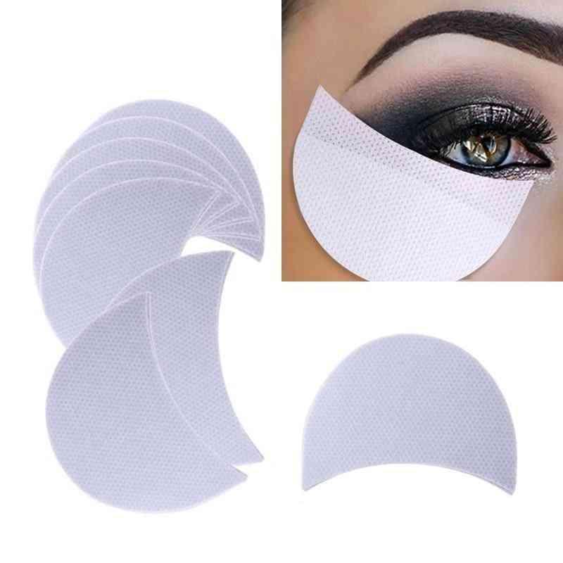 Lint Free Under Eye Eyeshadow Gel Pad Sticker