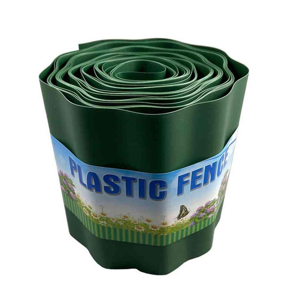 Decorative Fence Plastic Landscape Edging
