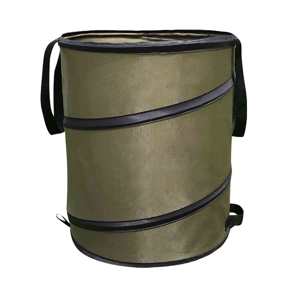Gardening Waste Bag With Handles