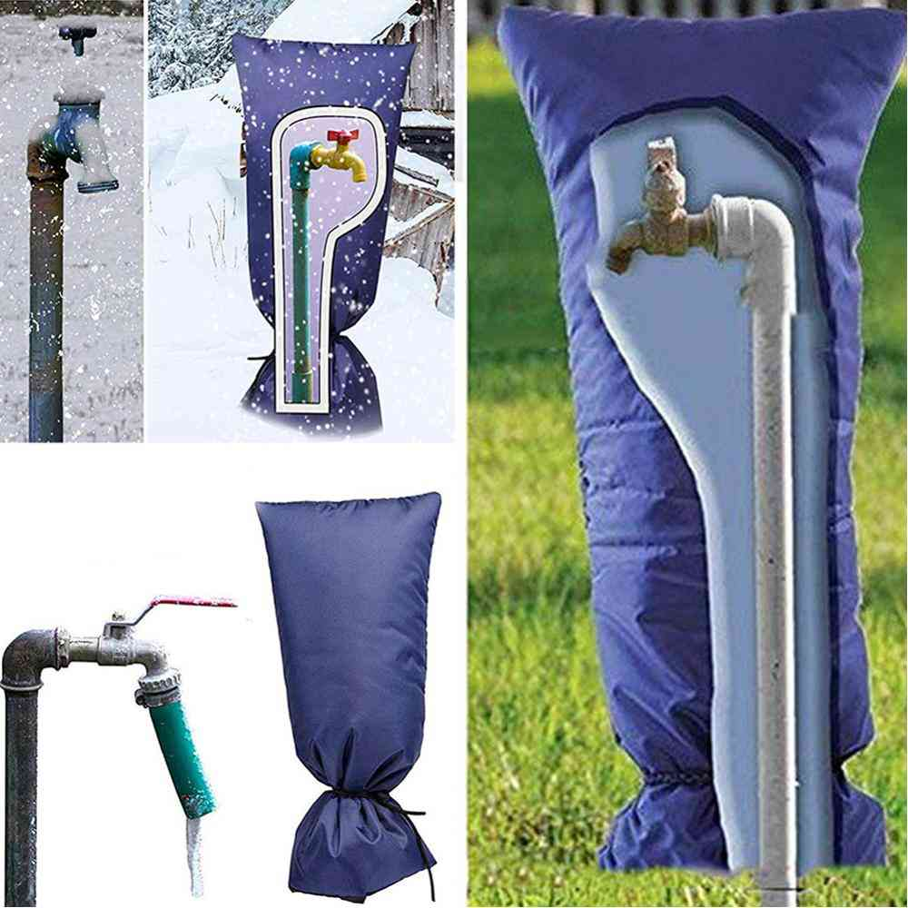 Frost Protection Faucet Covers
