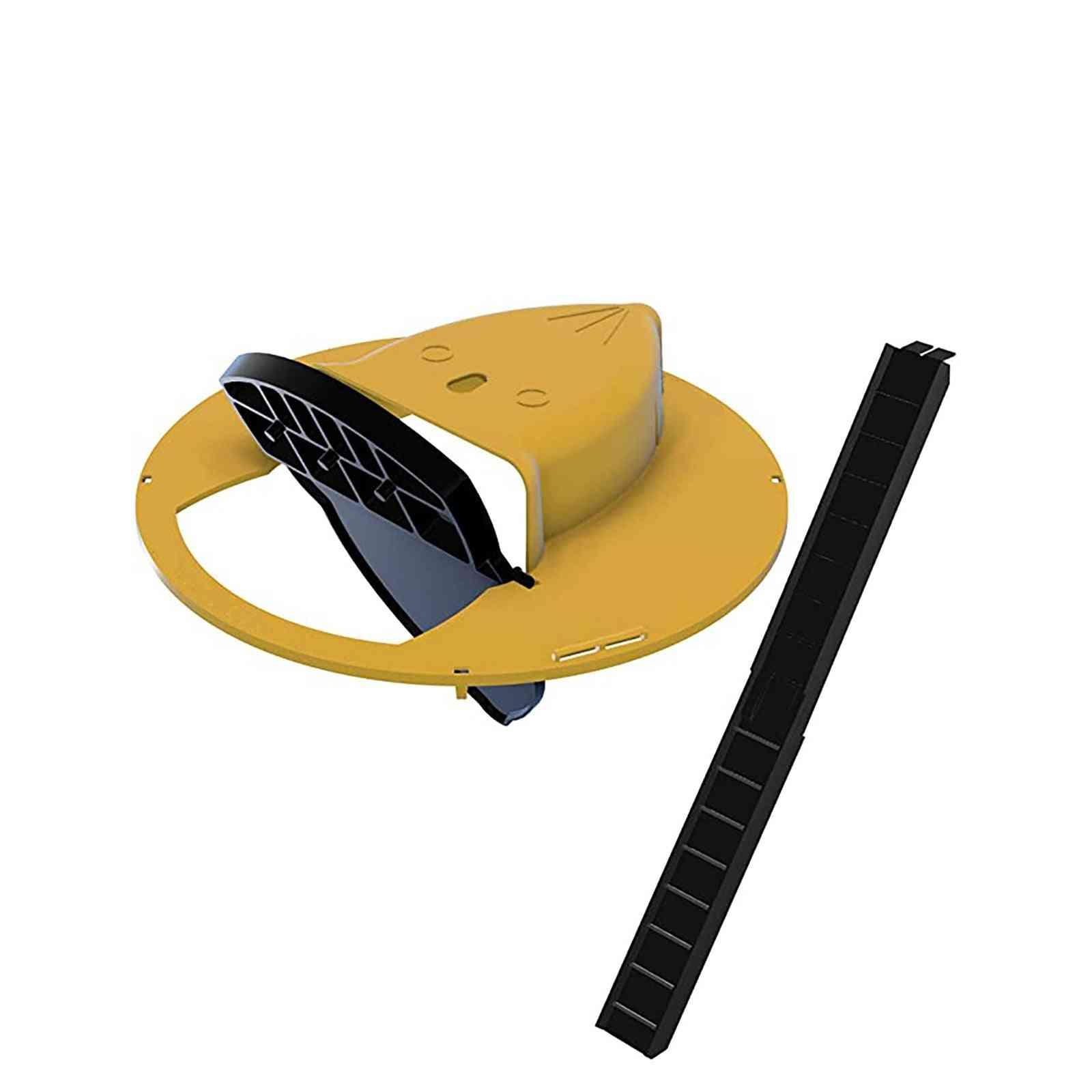 Reusable Plastic Smart Mouse Trap