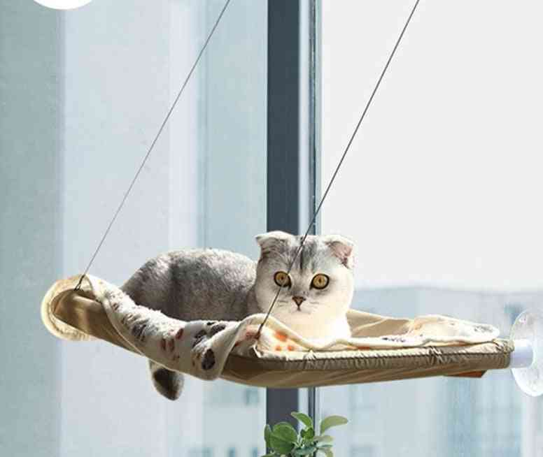 Cute Cat Hammock Hanging Beds With Blanket