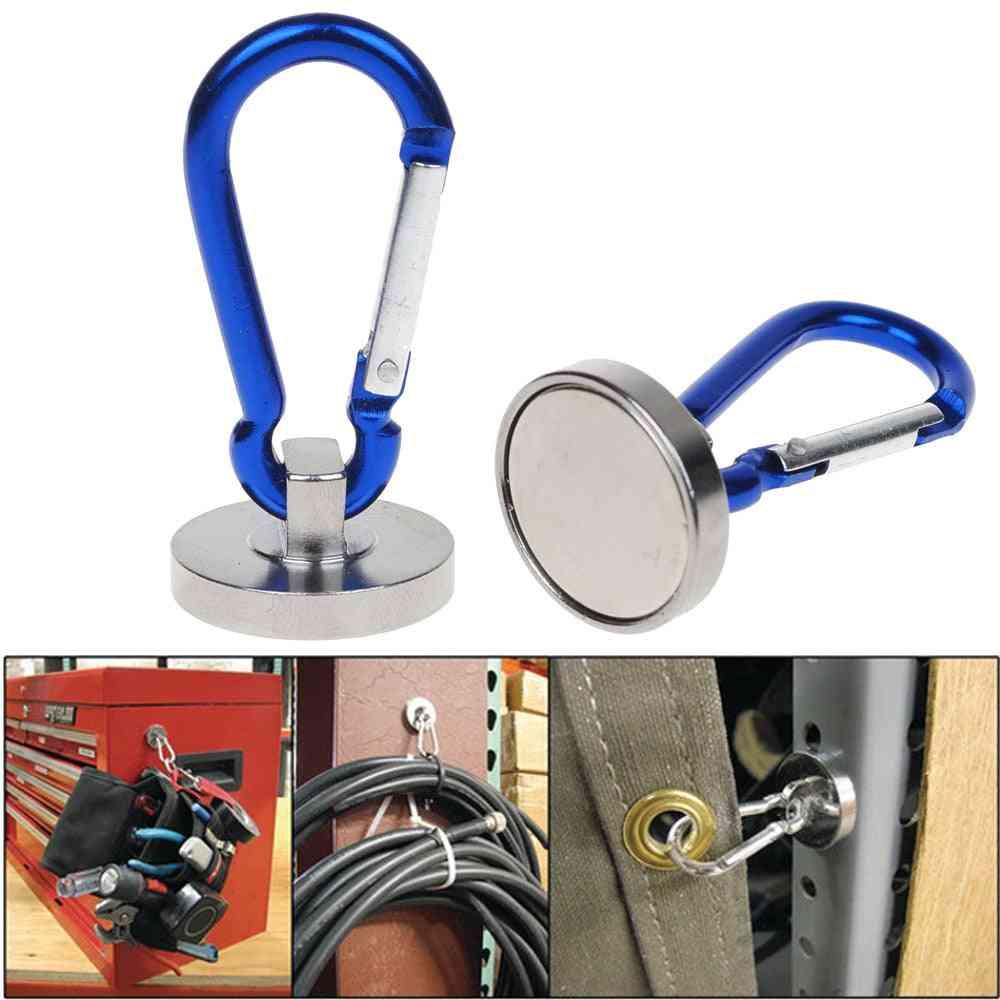 Supper Magnetic Carabiner Hook