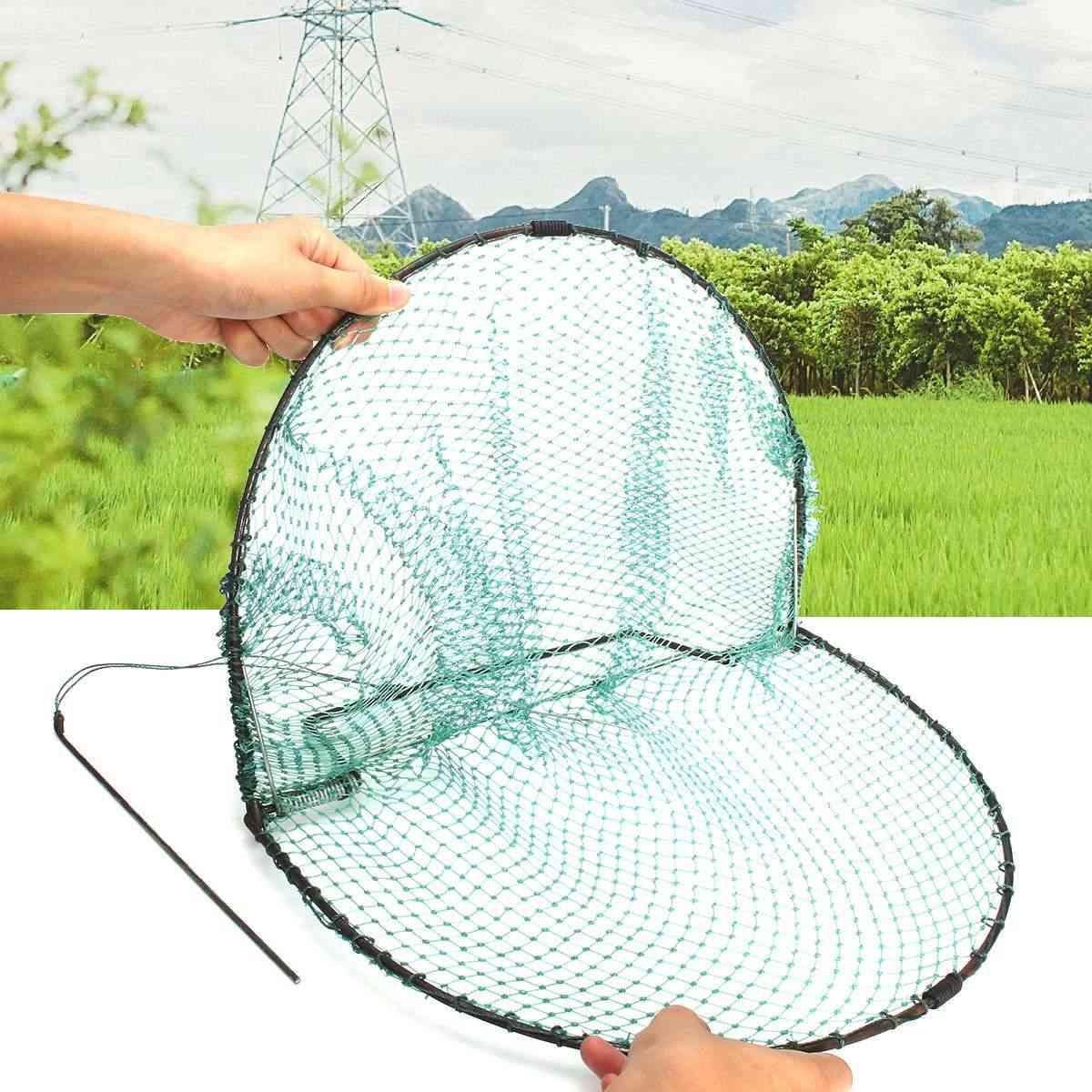 Effective Humane Live Trap Hunting Bird Net