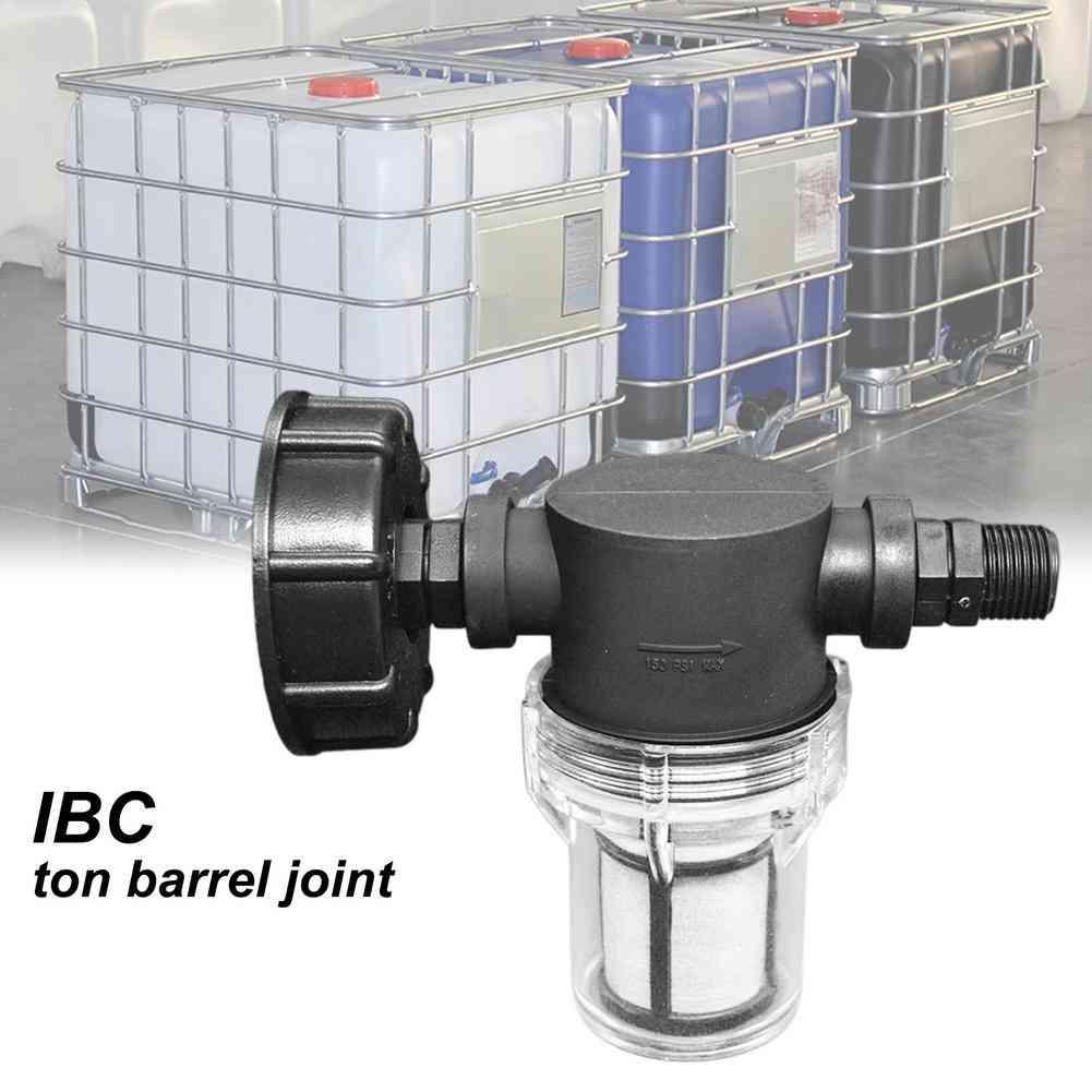 Garden Hose Tap Connector For Ibc Ton Barrel