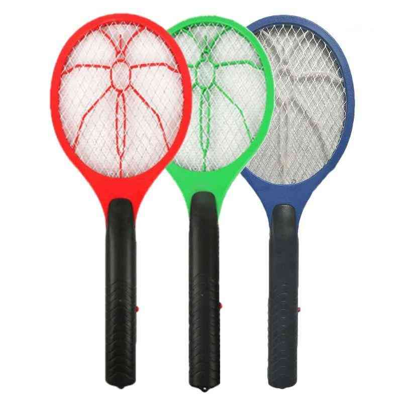 Electric Anti Mosquito Swatter Cordless Battery Power Insects Fly Killer