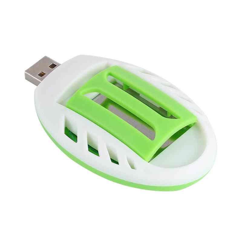 Electric Mosquito Repeller Repellent Incense Heater Usb Pest Control