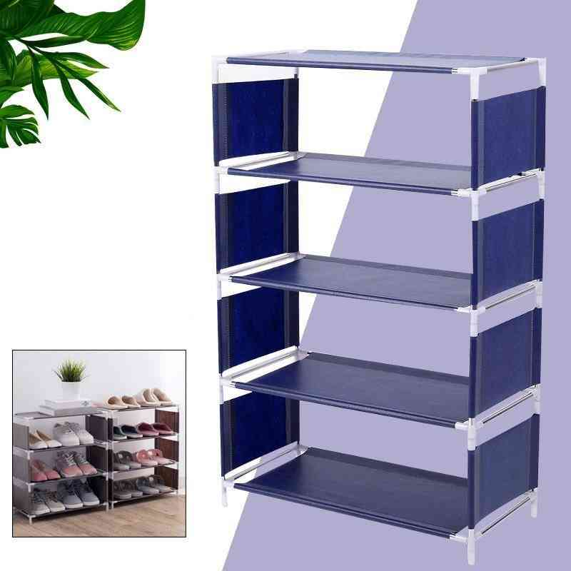 Non-woven Dustproof Shoe Rack Storage