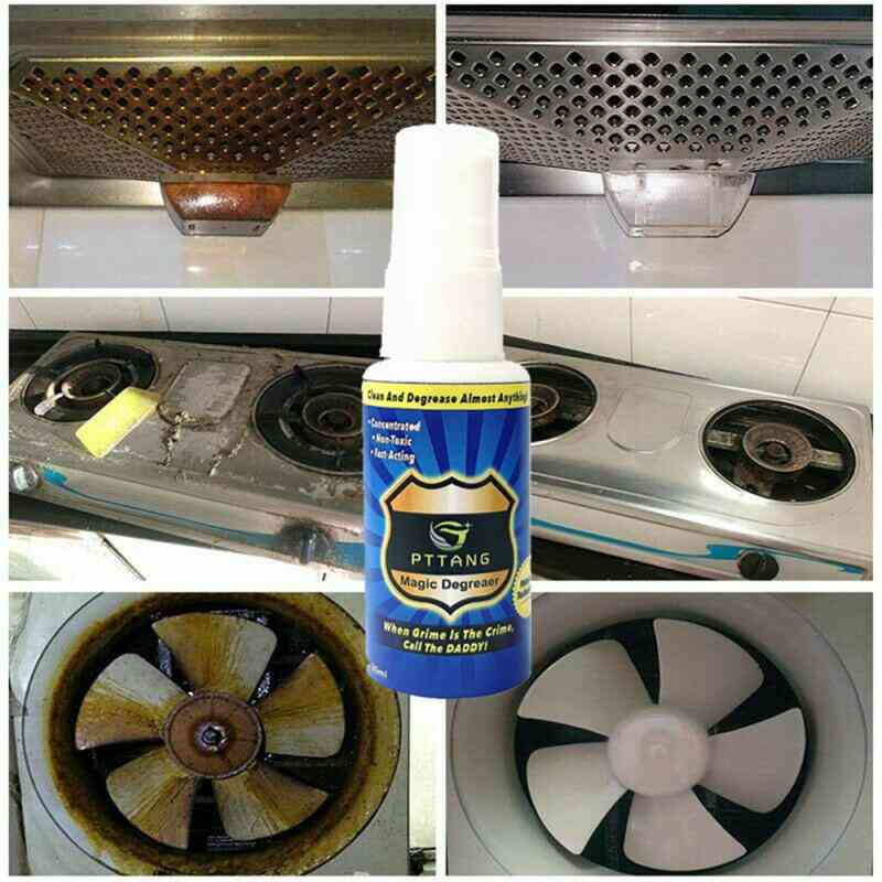 Grease Police Magic Degreaser Cleaner Spray