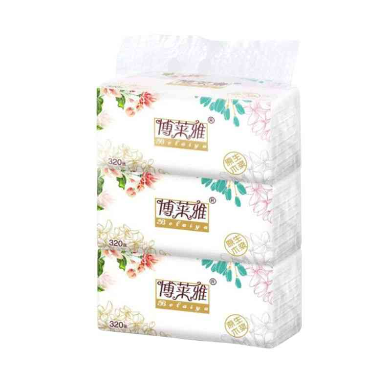 3-ply Facial Tissue & Soft Paper And Kleenex Toilet Paper / Paper Towels