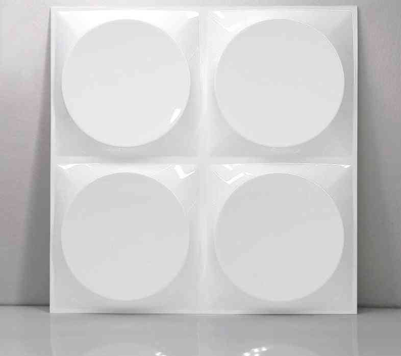 Panel Mold Plaster Wall Stickers Living Room Wallpaper Mural Bathroom Kitchen