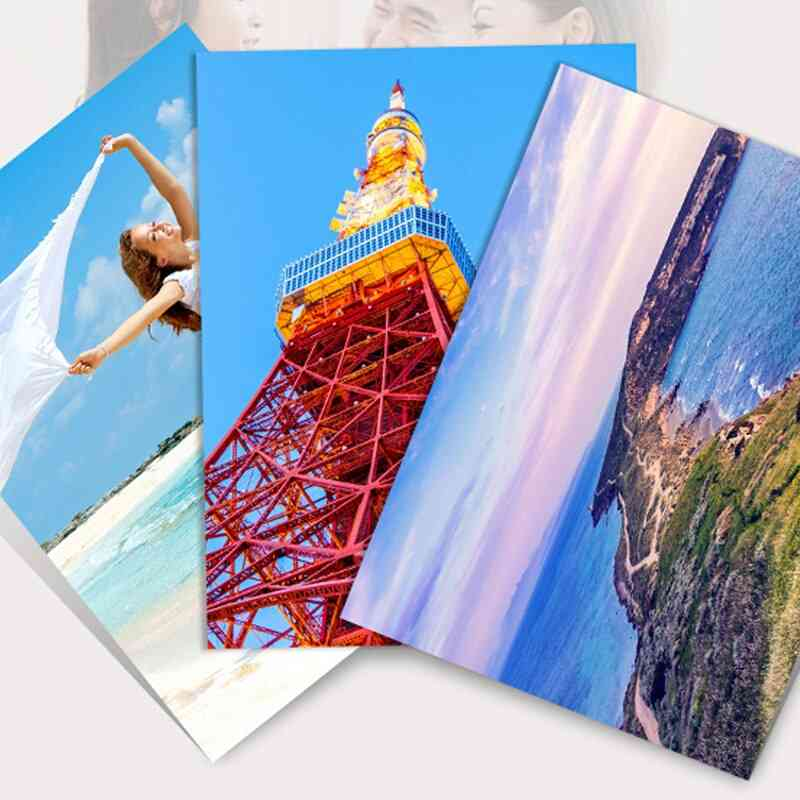 High-quality Glossy 4r Photo Paper For Inkjet Printers