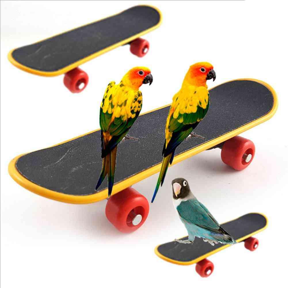 Durable Bird Mini Skateboard