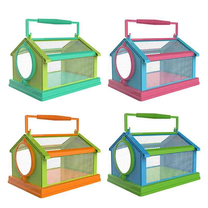 Portable Insect Butterfly Habitat Cage