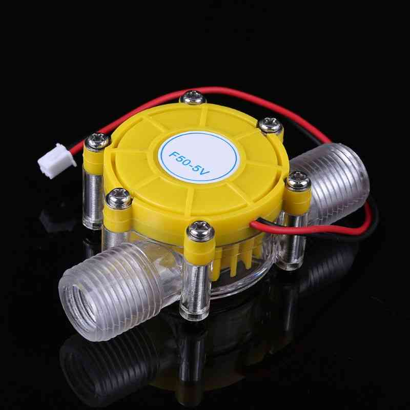 Micro-hydro Generator Dc Water Flow Pump Hydroelectric Power Generators