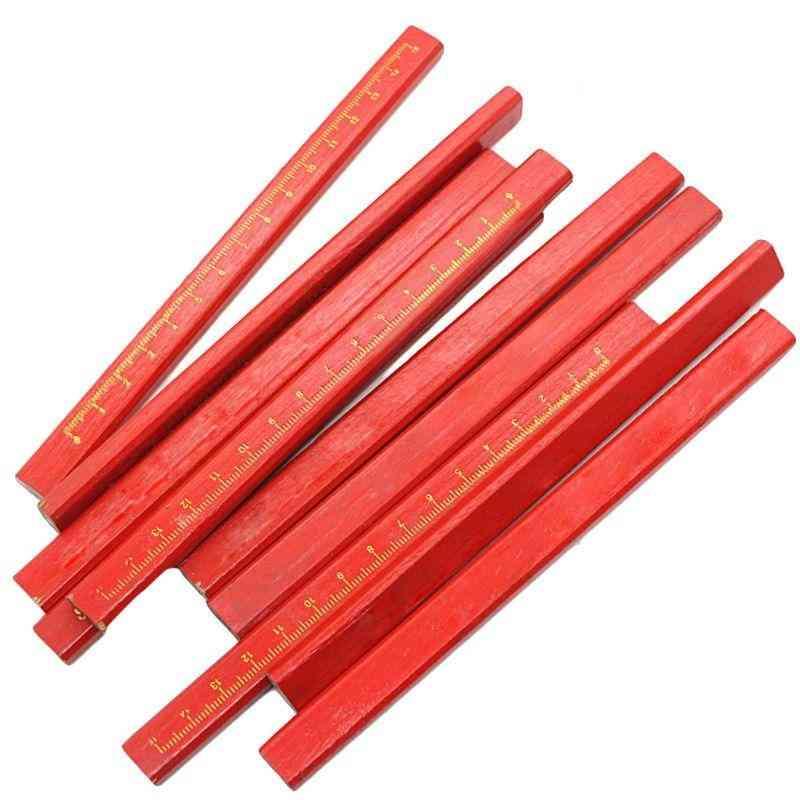 Carpenters Pencils, Woodworking Mark Pencil