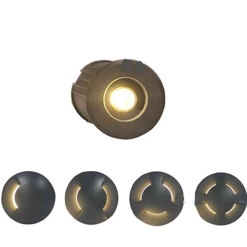 Led Buried Outdoor Recessed Deck Light