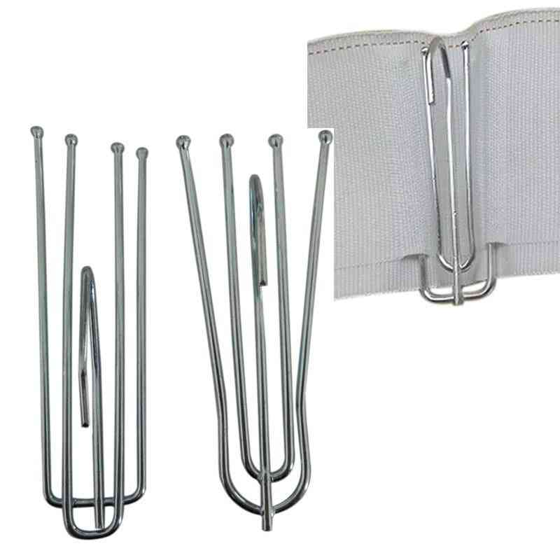 High Quality Curtains Hooks Use With Tape